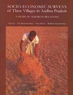 Socio-Economic Surveys of Three Villages in Andhra Pradesh af Madhura Swaminathan, V. K. Ramachandran, Vikas Rawal