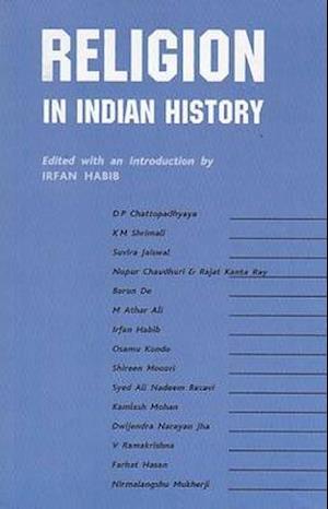Bog, paperback Religion in Indian History af Irfan Habib