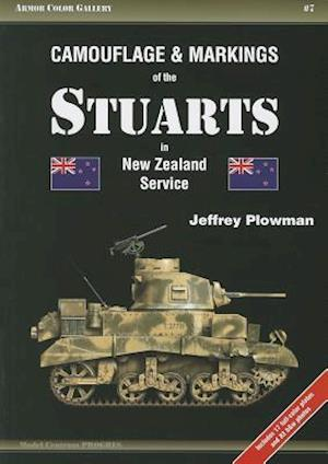 Camouflage & Markings of the Stuarts in New Zealand Service af Jeffrey Plowman