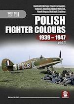 Polish Fighter Colours 1939-1947 (White Series)