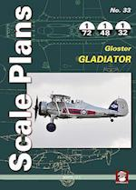 Gloster Gladiator (Scale Plans)