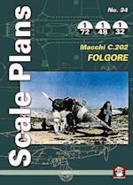 Macchi C.202 Folgore (Scale Plans)