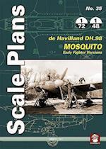 De Havilland DH.98 Mosquito (Scale Plans)