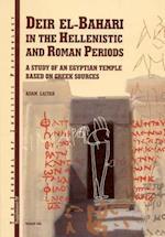 Deir El-Bahari in the Hellenistic and Roman Periods af A. Lajtar