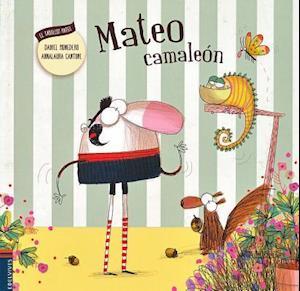 Bog, paperback Mateo Camaleon af Daniel Monedero