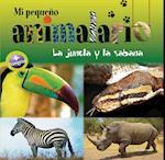 La jungla y la sabana / The Jungle and the Savanna af Francesca Chiapponi