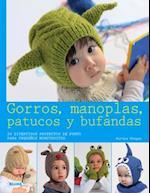 Gorros, Manoplas, Patucos y Bufandas