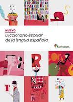 Nuevo Diccionario Escolar de La Lengua Espanola (Dictionaries)