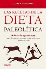 Las recetas de la dieta paleolitica / The Paleo Diet Cookbook