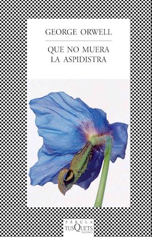 Bog, paperback Que No Muera la Aspidistra = Keep the Aspidistra Flying af George Orwell
