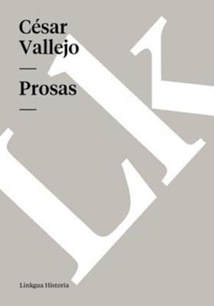 Prosas af César Vallejo