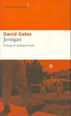 Bog, paperback Jernigan af David Gates