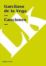 Canciones af Garcilaso De La Vega