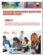 Coleccion Oposiciones Magisterio Educacion Fisica. Tema 11