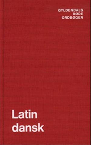 Latin-dansk ordbog af Thure Hastrup