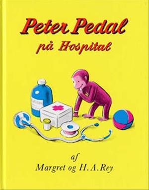 Peter Pedal på hospital af Margret Rey