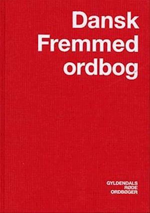 Bog, indbundet Dansk fremmedordbog af Karl Hårbøl
