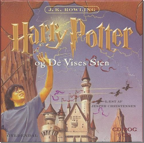 Harry Potter 1 - Harry Potter og De Vises Sten