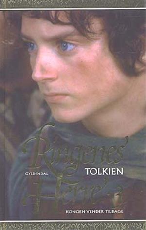 Bog, indbundet Kongen vender tilbage af J R R Tolkien