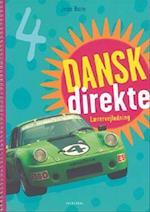 Dansk direkte 4 Lærervejledning