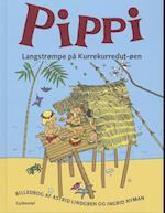 Pippi Langstrømpe på Kurrekurredut-øen