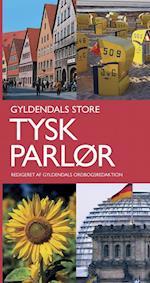 Gyldendals store tysk parlør (Gyldendals parlører)