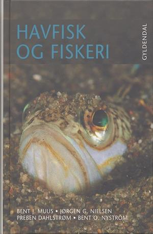 Bog, indbundet Havfisk og fiskeri af Jørgen G Nielsen, Bent Muus