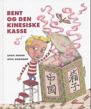 Bog, indbundet Bent og den kinesiske kasse af Louis Jensen