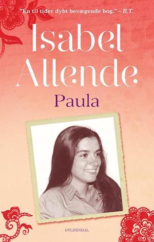 Bog, hardback Paula af Isabel Allende