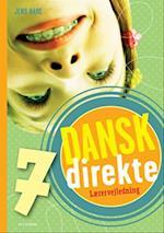Dansk direkte 7 Lærervejledning