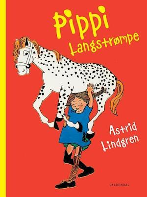 Bog, indbundet Pippi Langstrømpe af Astrid Lindgren