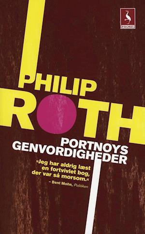 Portnoys genvordigheder af Philip Roth
