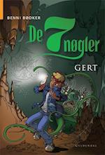 Gert (De 7 nøgler - Vild Dingo, nr. 3)