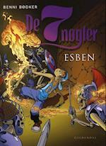 Esben (De 7 nøgler - Vild Dingo, nr. 4)