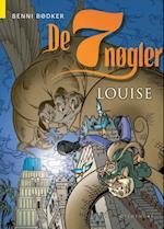 Louise (De 7 nøgler - Vild Dingo, nr. 5)