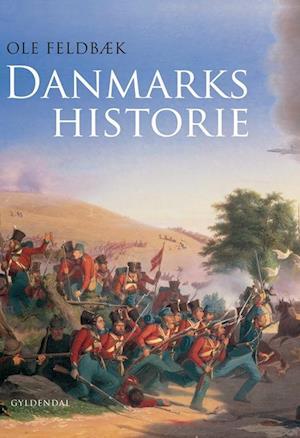 Danmarks historie af Ole Feldbæk