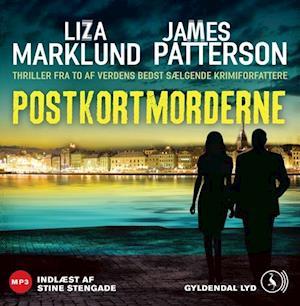 Lydbog, MP3-CD Postkortmorderne af Liza Marklund