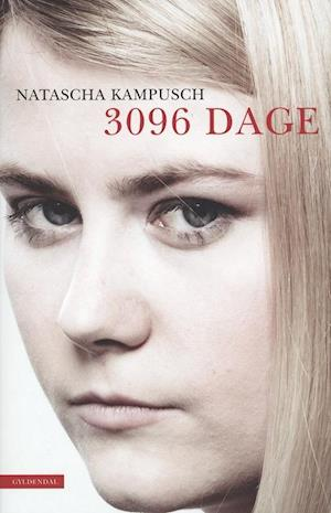 Bog, indbundet 3096 dage af Natascha Kampusch