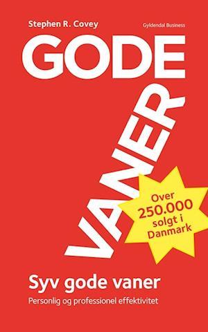 Bog, hæftet Syv gode vaner af Stephen R Covey
