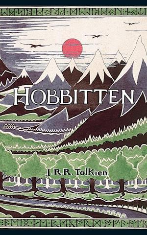 Hobbitten. eller Ud og hjem igen af J R R Tolkien