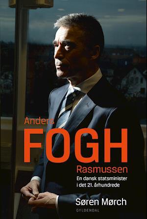 Anders Fogh Rasmussen af Søren Mørch