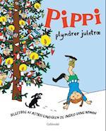 Pippi plyndrer juletræ (Pippi Langstrømpe Billedbøger)