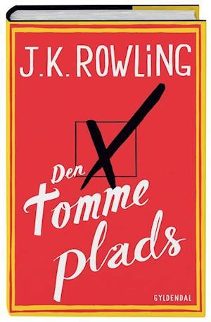 Bog, indbundet Den tomme plads af J. K. Rowling
