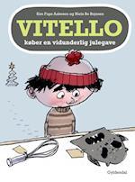 Vitello køber en vidunderlig julegave af Kim Fupz Aakeson, Niels Bo Bojesen