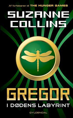 Gregor 2 - Gregor i dødens labyrint af Suzanne Collins