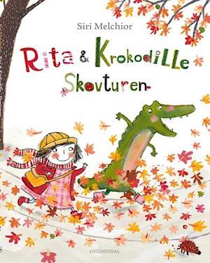 Rita & Krokodille - skovturen af Siri Melchior