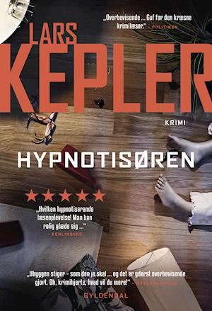 Hypnotisøren af Lars Kepler