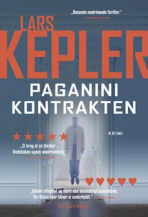 Paganinikontrakten af Lars Kepler