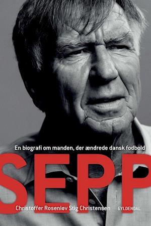 Bog, indbundet Sepp af Christoffer Rosenløv Stig Christensen, Sepp Piontek