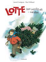 Lotte kan nemlig alt - næsten (Julebøger)